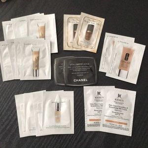 20 Foundation Samples